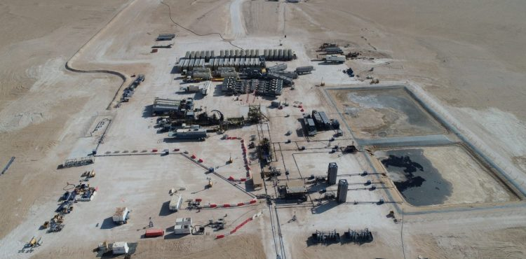 BP Completes First Well Stimulation in Ghazeer field
