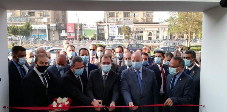 El Molla Inaugurates New Integrated Natural Gas Station