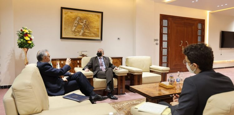 Libya's NOC Discusses Boosting Cooperation with Italy