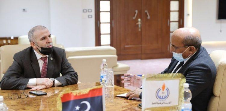 Sanallah Discusses Coordination with NPCC