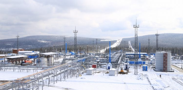 Gazprom Adds 480 bcm to Gas Reserves
