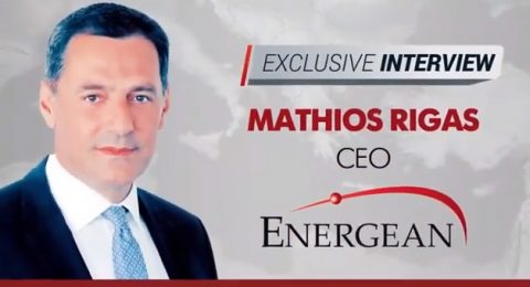Exclusive Interview | Mathios Rigas, CEO of Energean