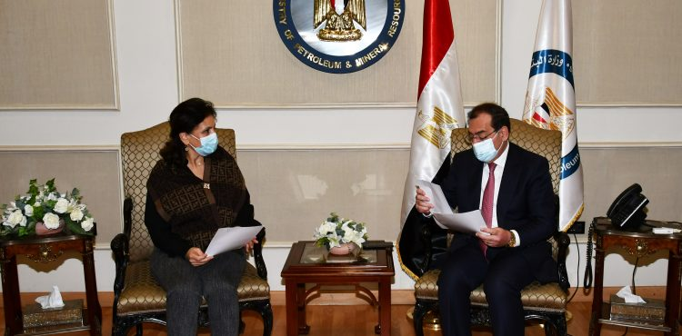Egypt to Boost Oil, Gas Cooperation with Jordan