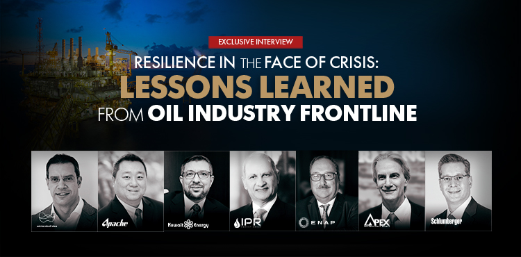 Resilience in The Face of Crisis: Lessons Learned from Oil Industry Frontline