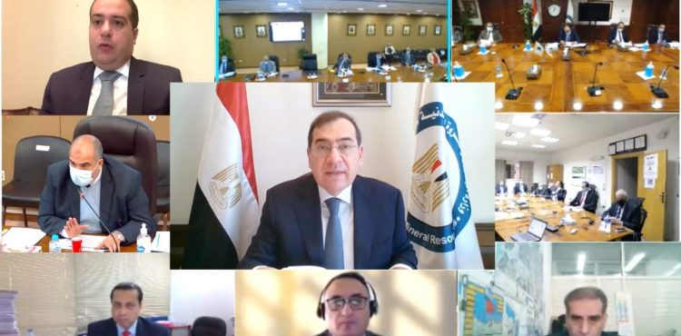El Molla Encourages Agiba, PHPC to Expand Exploration Efforts