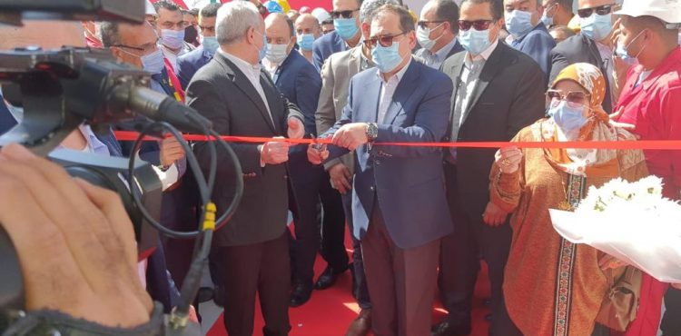 El Molla Inaugurates First Integrated Natural Gas Stations in Luxor