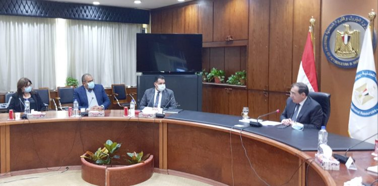 El Molla Receives Newly Formed AmCham Mining Committee