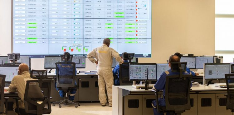 Petrofac Successfully Integrates Kuwait Oil's New Control Center