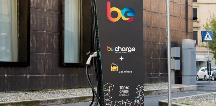 Eni gas e luce, Be Charge Sign Agreement for Electric Mobility Transition