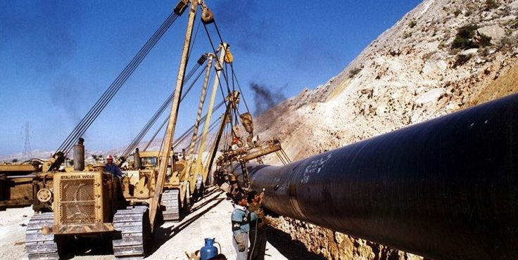 Iran Achieves Self-Sufficiency in Pipeline Construction