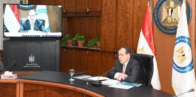 El Molla Witnesses Founding Assembly of Petronas Misr