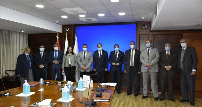 Regas Revenues Amounts to EGP 801 mm in 2020