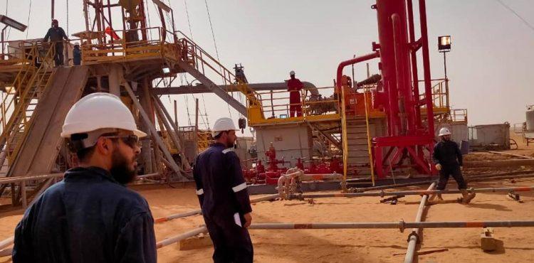Libya's NOC Completes Drilling of Erwan Field, Starts Testing