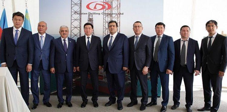 Kazakhstan, Azerbaijan Sign Agreement on Using Satti Jack-Up Rig