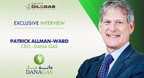 Interview with Patrick Allman-Ward, CEO of Dana Gas