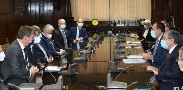 Egypt, Belgium Discuss Steps to Green Hydrogen Production