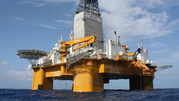 Equinor Hires Third Odjfjell Rig