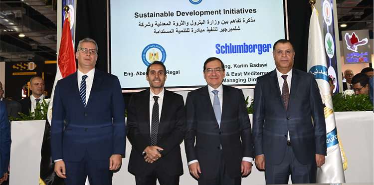 Schlumberger Building Sustainability Partnerships to Drive CSR Progress in Egypt