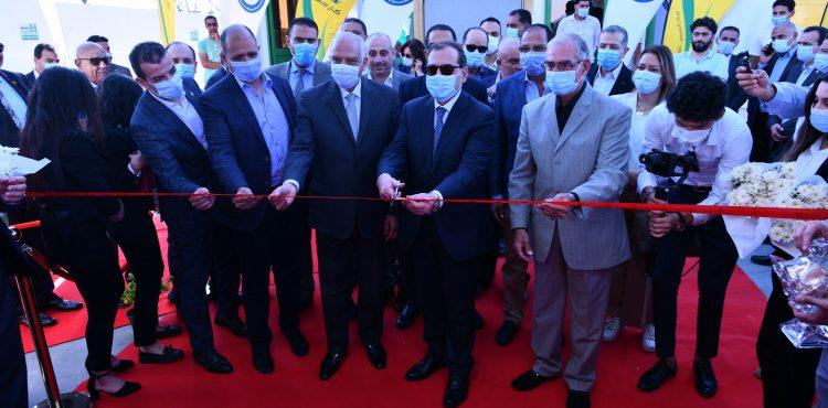 El Molla Inaugurates New Natural Gas Stationon Cairo-Alexandria Road
