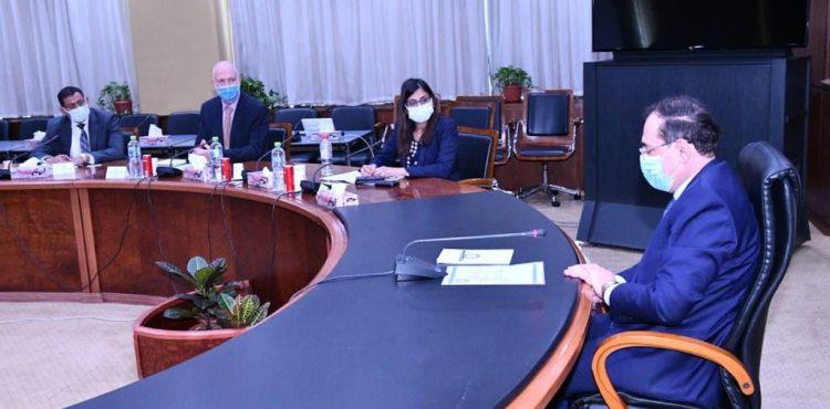 El Molla Discusses Digital Transformation Plans With Emerson Co.