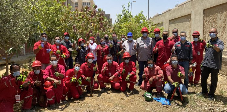 Halliburton Egypt Gives Back to Community Through Local Engagement Activities