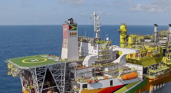 ExxonMobil Makes New Oil Discovery Offshore Guyana