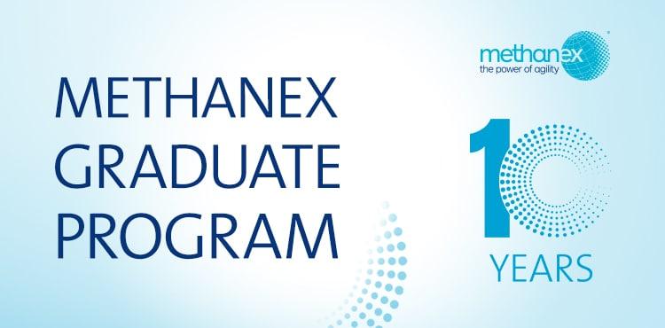 Methanex Graduate Program: Building Future Talents