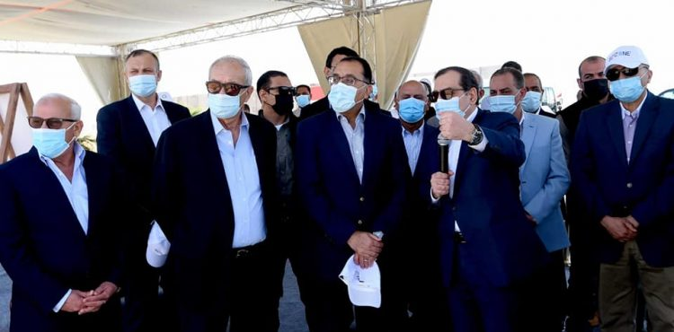 Mabdouly Breaks Ground on 1st Petrochemical Complex in El-Sokhna