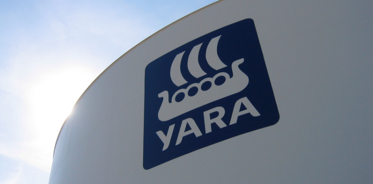 Trafigura, Yara Sign MoU for Joint Business in Ammonia