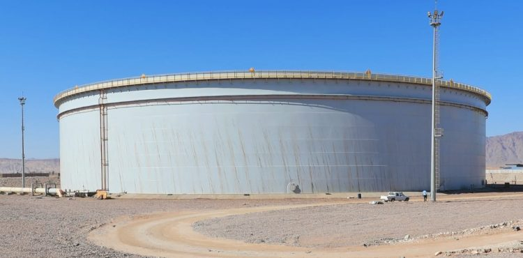Petrojet's Floating Roof Tank Sets Guinness World Record