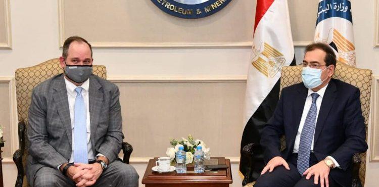 El Molla Discusses Apache E&P Expansion Plans in Egypt