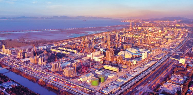 Sinopec Begins Establishment of Carbon Capture Project in East China