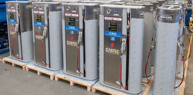Galileo to Provide Egypt with CNG Equipment