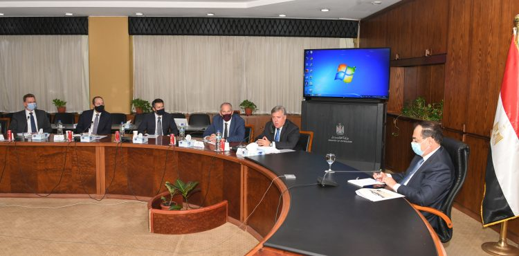 El Molla Explores E&P Cooperation Avenues with Chevron