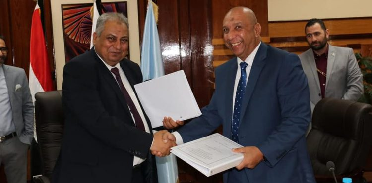 Petromaint, APRC Sign EGP 100 M Agreement to Supply Radar Tank Gauging