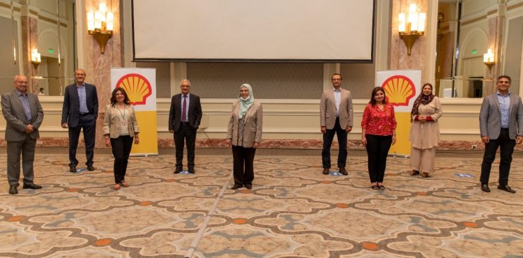 """Shell Egypt Announces Winners in """"Imagine the Future"""" Competition"""