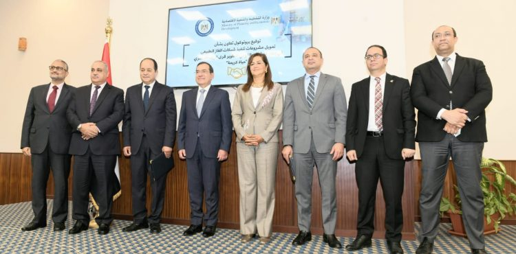 Petroleum, Planning Ministries Sign Natural Gas Protocol