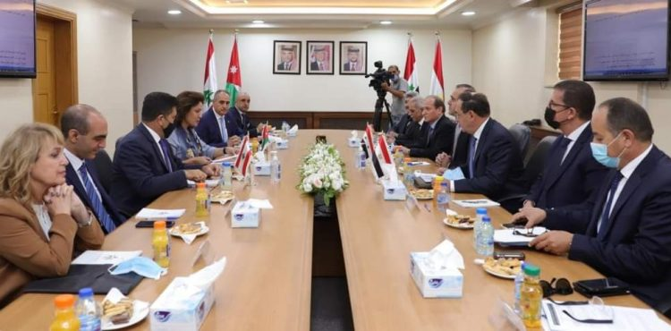 Arab Energy Ministers Set Roadmap to Deliver Egyptian Gas to Lebanon