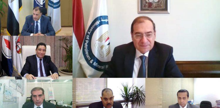 El Hamra Petroleum Port Receives 82 MB of Crude Oil in 2020/21