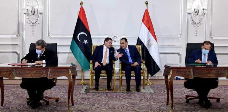 Egypt, Libya Sign Petroleum Cooperation MoU