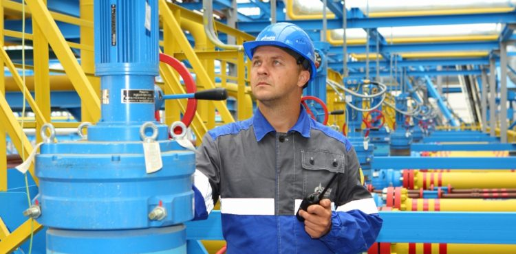 Gazprom's Production Increases by 17.8% in 8.5 Months