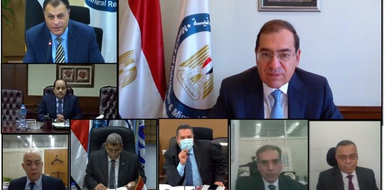 El Molla Urges Continued Development of Refinery System