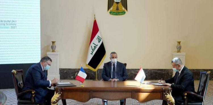 Iraq, TotalEnergies Sign Major Agreements for Projects Worth $27 B