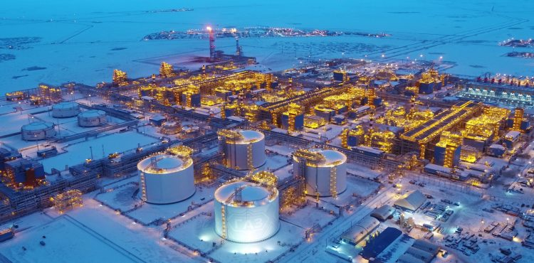 Russia's Novatek to Open Arctic Plant by 2027