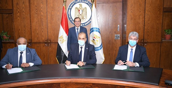 ASORC, Enppi, Petrojet Sign MoU for New Atmospheric Distillation Facility