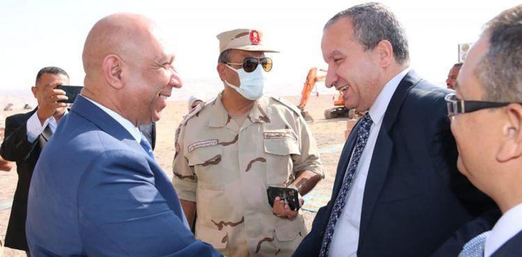 Petromaint Participates in Establishing New Suez University Branch in Abu Rudeis