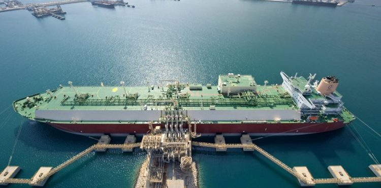 Qatar Petroleum Orders Four LNG Ships for North Field Expansion Projects
