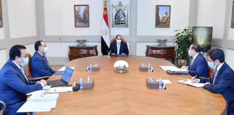 Sisi Follows Up on Role of Scientific Research, Technological Applications