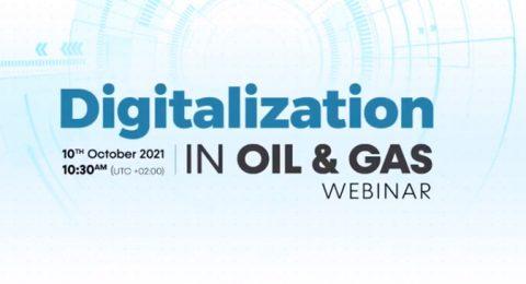 Digitalization in Oil and Gas Webinar